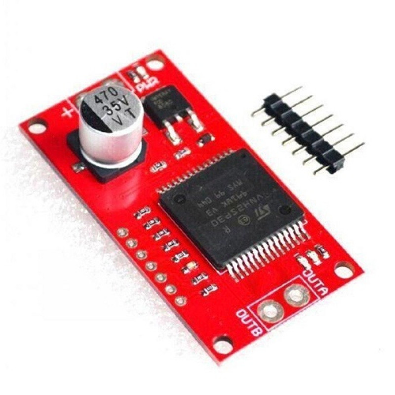 30a mini vnh2sp30 stepper motor driver monster moto shield