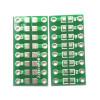 SMT to DIP 0805 0603 0402 SMT to DIP Capacitor Resistance LED SMT transfer board PCB
