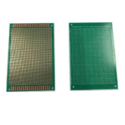 15CM high-quality green glass fiberglass universal board hole board with the experimental test board PCB