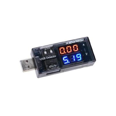 Usb Charge Doctor Current Voltage Charge Detector Mobile Voltmeter Ammeter Tester