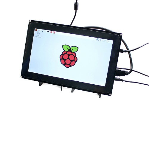 RASPBERRY PI 10 1INCH 1024x600 CAPACITIVE TOUCH SCREEN LCD SUPPORT MULTI MINI PCs MULTI-SYSTEMS