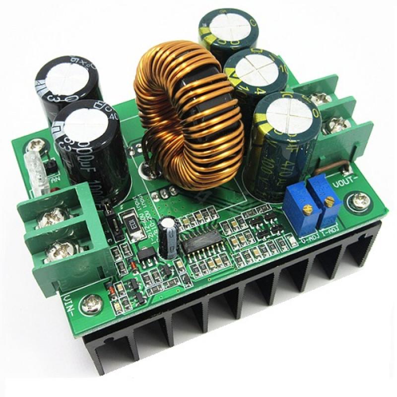 1200w Dc Dc Cc Cv High Power Step Up Module Solar Charging