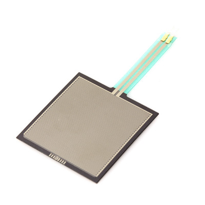 Force Sensing Resistor Square 1.75 X 1.5 inch 38.1mm