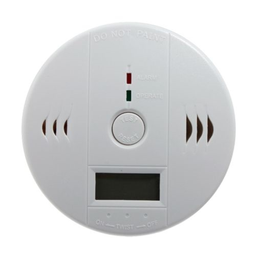 CARBON MONOXIDE GAS SENSOR WARNING ALARM DETECTOR KITCHEN SECURITY