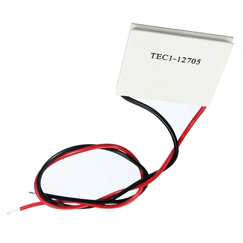 Tec1 12705 Thermoelectric Cooler Peltier 12v 50w Max