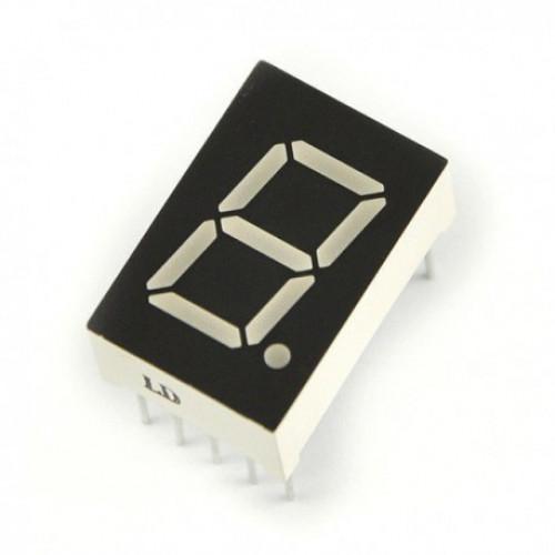 7 Segment Common Cathode LED Display
