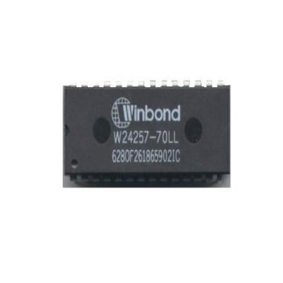 W24257 winbond 32K X 8 CMOS STATIC RAM