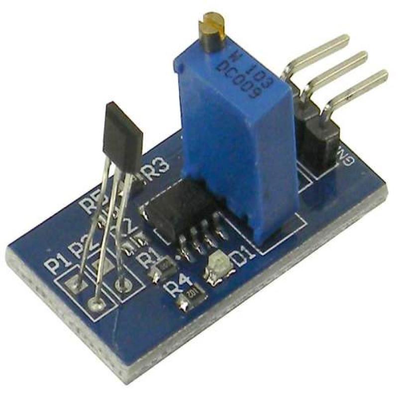Motor Speed Measuring Hall Ic Sensor Module