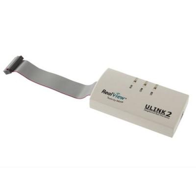 ARM Programmer USB JTAG ULINK2 Compatible Upgraded Version
