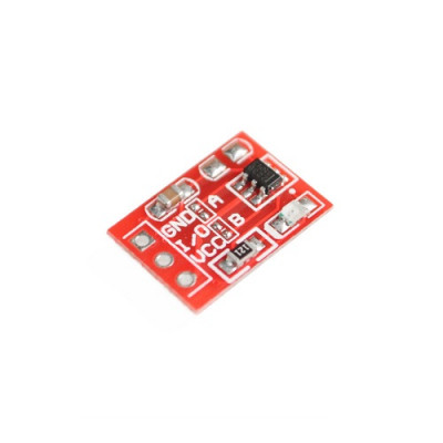 TTP223 Capacitive Touch Switch Button Self-Lock Module