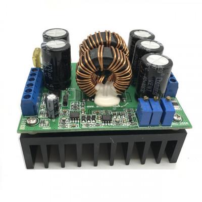 1200W DC-DC CC CV high-power step up module solar charging 12-80V 20A