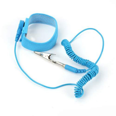 Anti Static ESD Wrist Strap Discharge Band Grounding Prevent Static Shock YKS