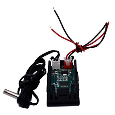 Red LED Temperature Meter -50~110 Degree C Detector Sensor Probe 12V Digital Thermometer Monitor Tester