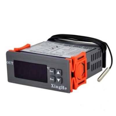 DIGITAL Temperature CONTROLLER THERMOSTAT REFRIGERATOR -50℃~110℃ XH-W2028 Power Supply AC 220V