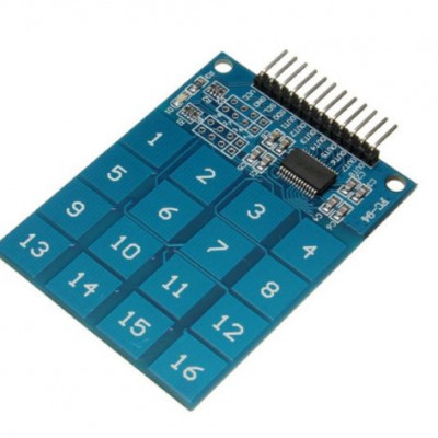 TTP229 16 CHANNEL DIGITAL CAPACITIVE TOUCH SENSOR FOR ARDUINO OTHERS