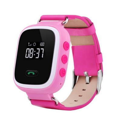 KIDS GPS WATCH SOS CALL REAL TRACKING SMART WATCH
