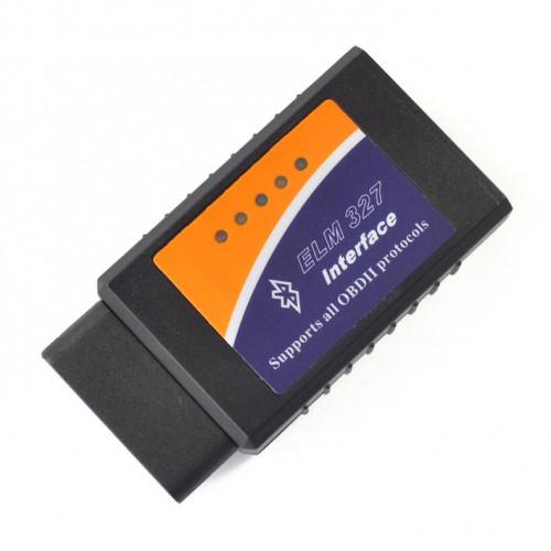 ELM327 V2.1 OBD2 OBD II CAN-BUS BLUETOOTH AUTO DIAGNOSTICS SCANNER