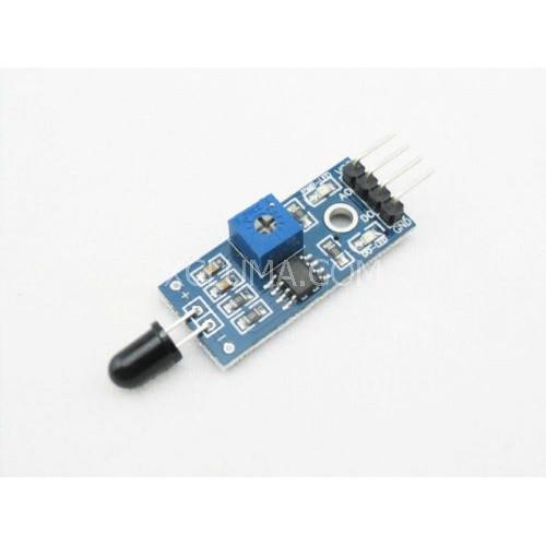 Flame Sensor Infrared Receiver