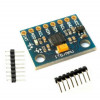 MPU 6050 MODULE GY-521 THREE 3 AXIS GYROSCOPE PLUS ACCELEROMETER