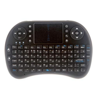 New mini II8 Wireless 92-Key Keyboard QWERTY Air Mouse Multi-Media Remote