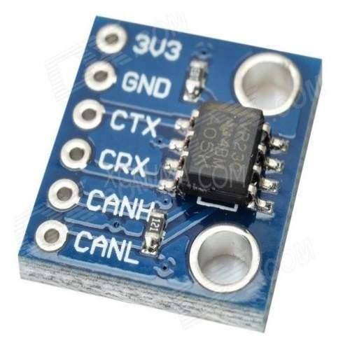 SN65HVD230 CAN bus transceiver communication module Top