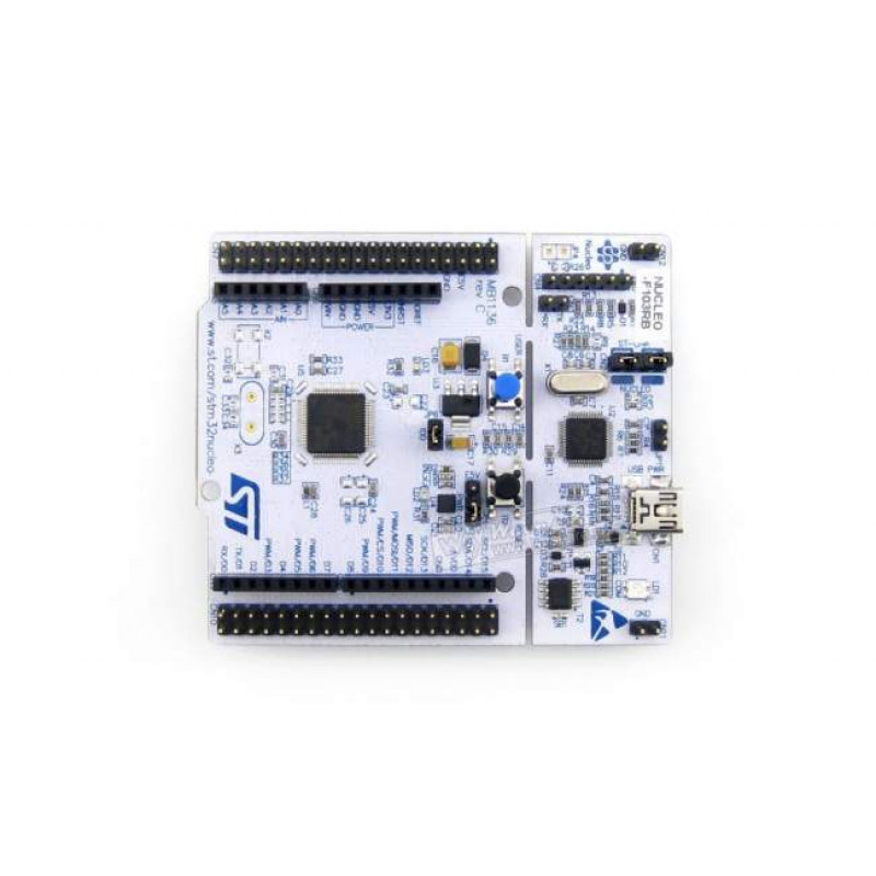 STM32 NUCLEO-F103RB STM32F1 STM32F103 STM32 Development Board supports for  Arduino, Embedded ST-LINK