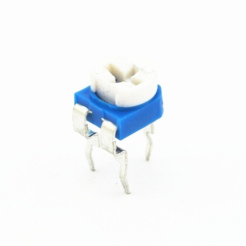 100K OHM TRIMPOT VARIABLE RESISTOR 6MM 104