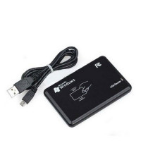USB RFID ID Contactless Proximity Smart Card Reader EM4001 EM4100 Windows