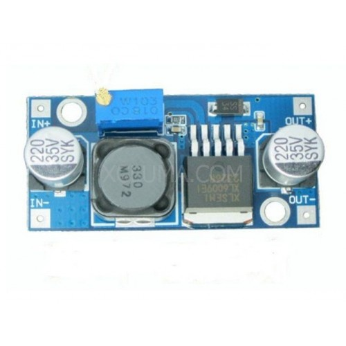 DC-DC Adjustable Step-up Boost Power Converter Module XL6009 Better LM2577