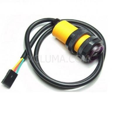 Adjustable Infrared Reflectance Sensor Switch photoelectric detect sensor