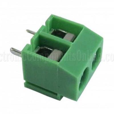 2 Pin PCB Screw Connectors