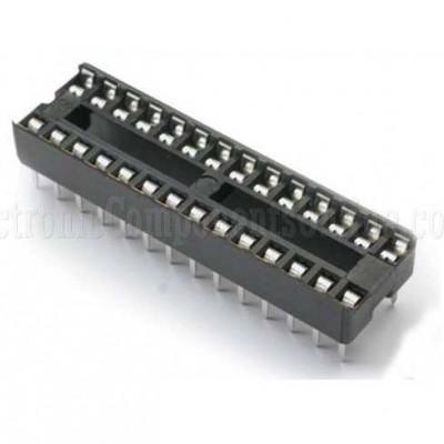 28 Pin IC Base DIP Socket