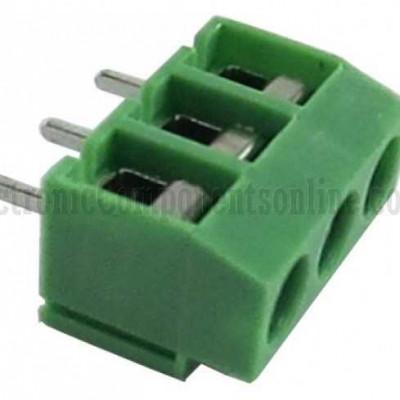 3 Pin PCB Screw Connectors