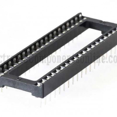 40 Pin IC Base DIP Socket