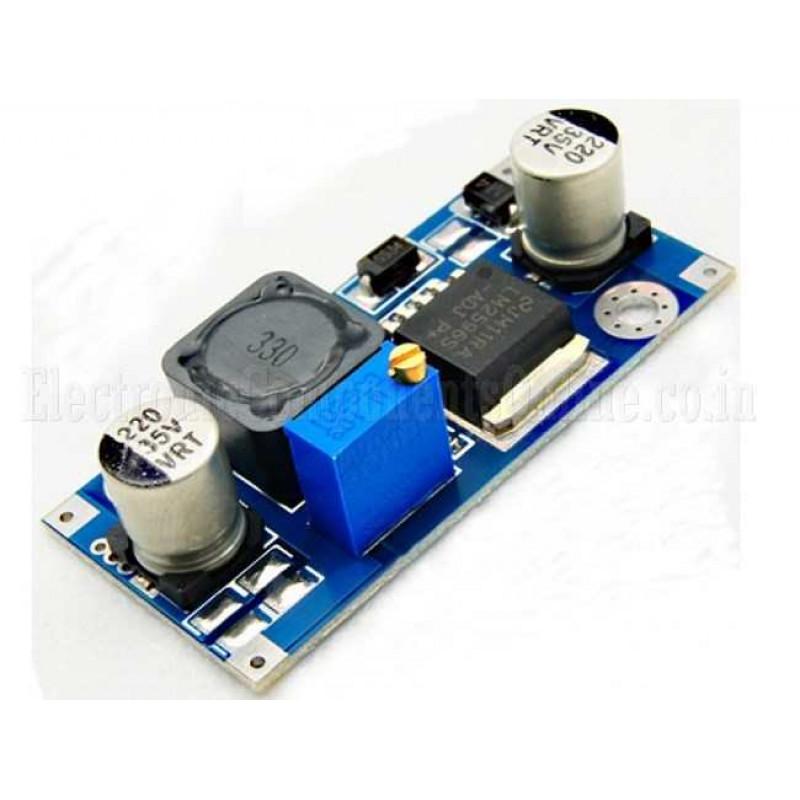 LM2596S DC-DC Step-down module 5V/12V/24V adjustable Voltage